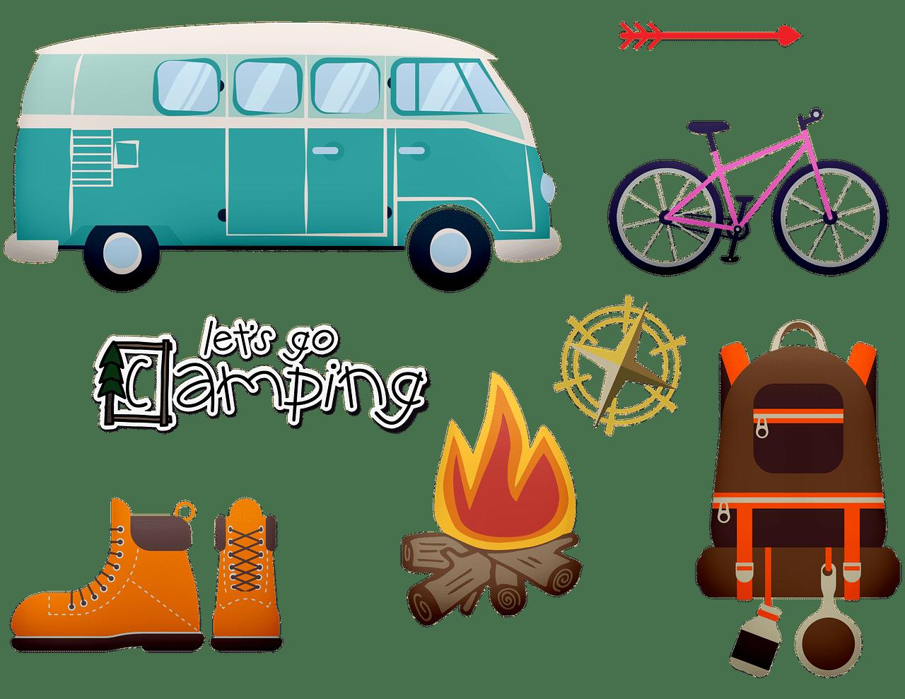 dotazioni essenziali camper