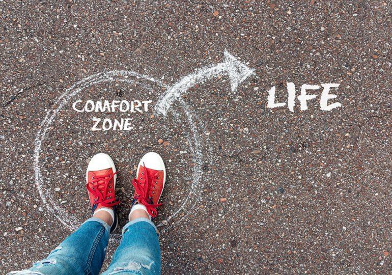Paure uscire dalla nostra zona di comfort