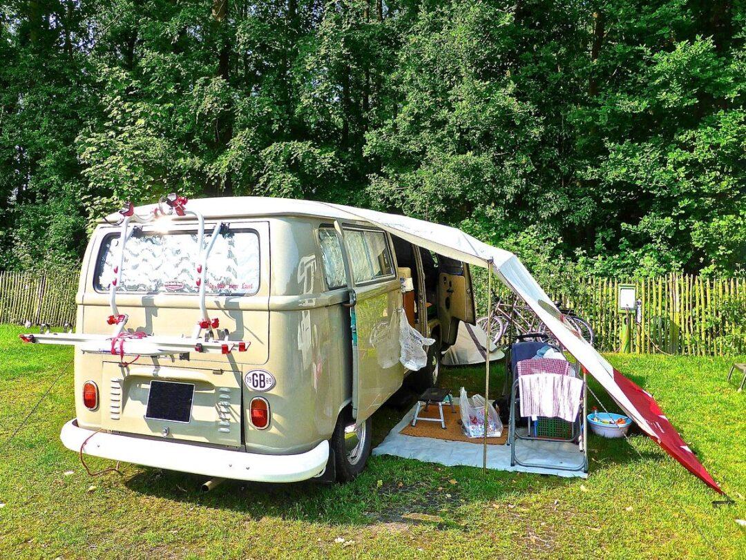organizzare spazio in camper
