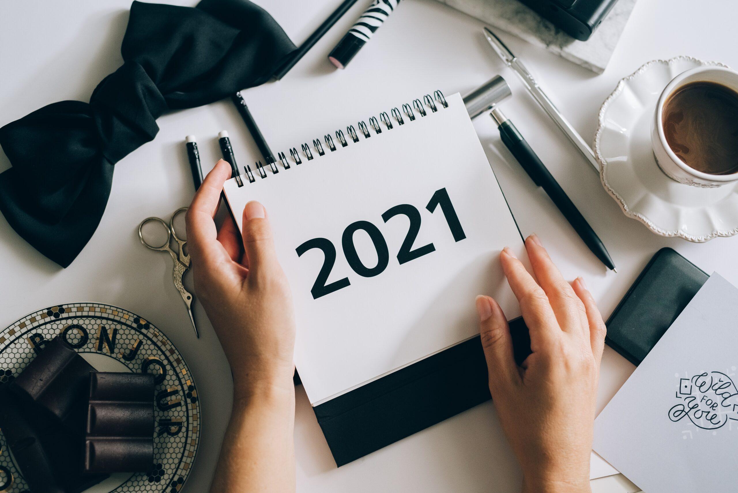 pianifica obiettivi 2021