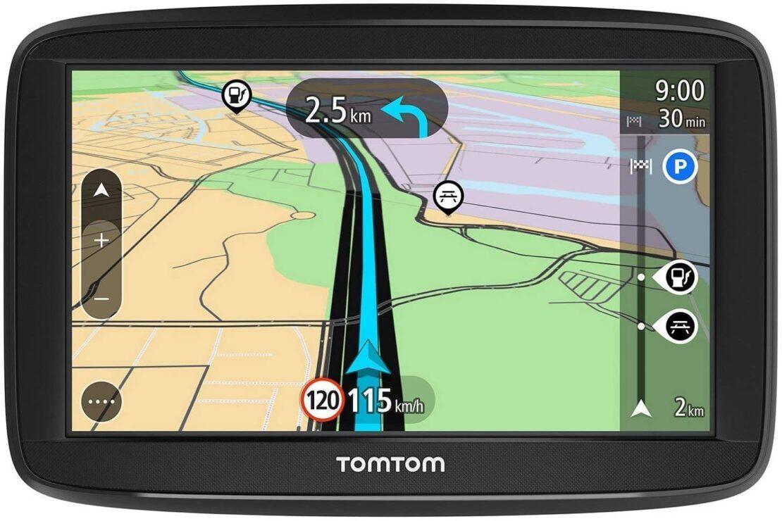 tom tom navigatore