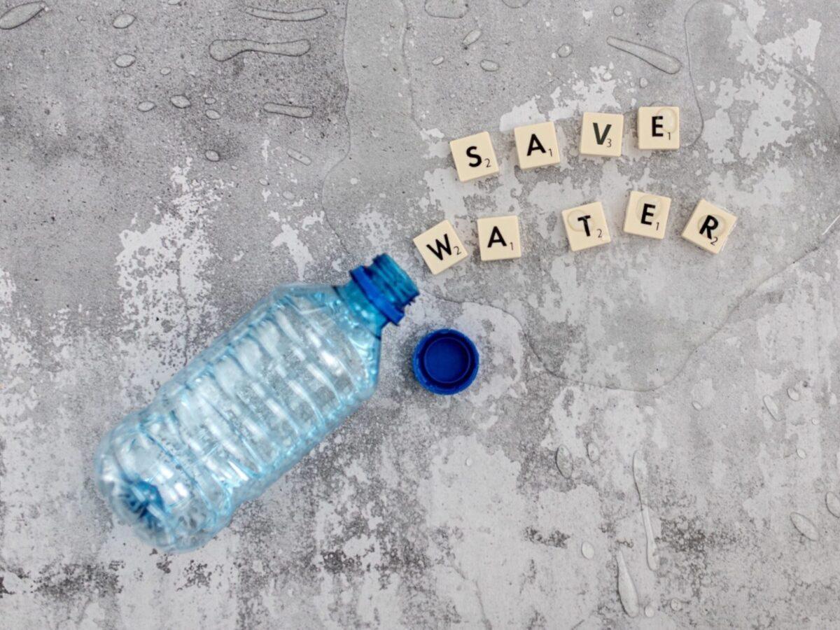 risparmiare acqua in camper
