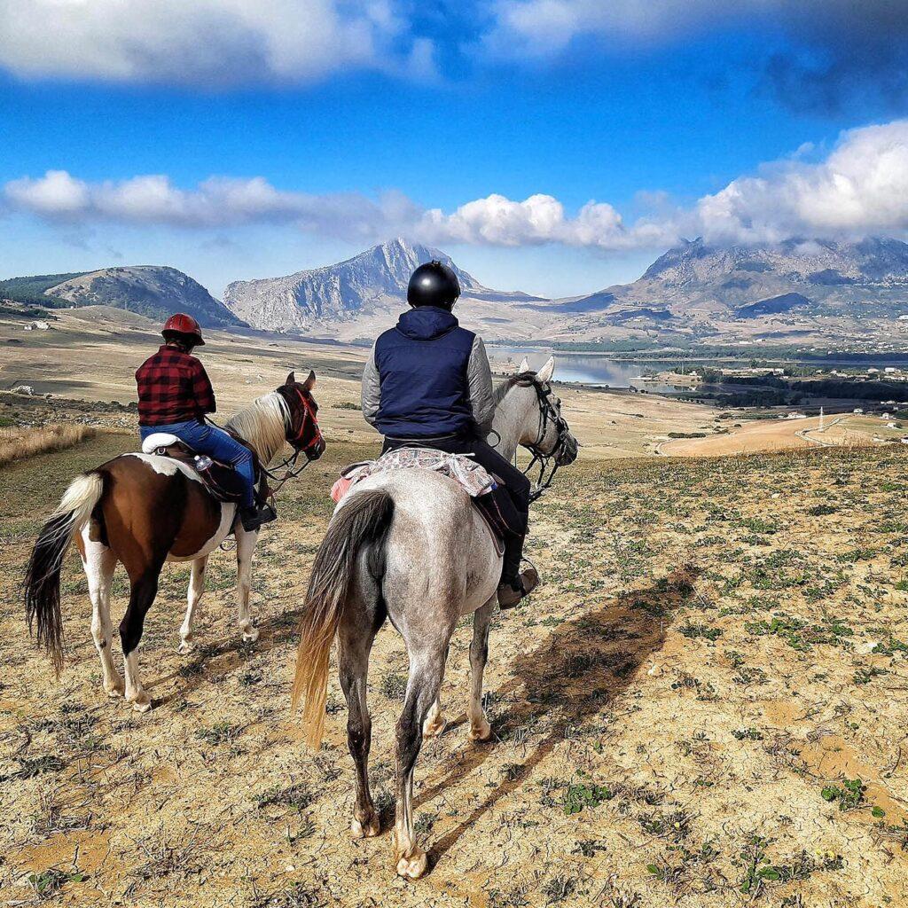 tour equitazione sicilia